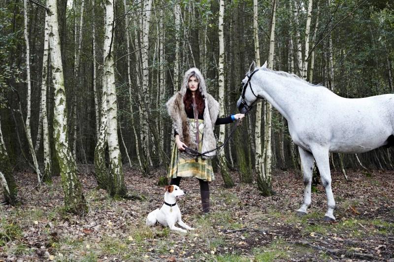 www.pegasebuzz.com | Nora Barnhart by Adela Havelkova for Soffa magazine, october 2014