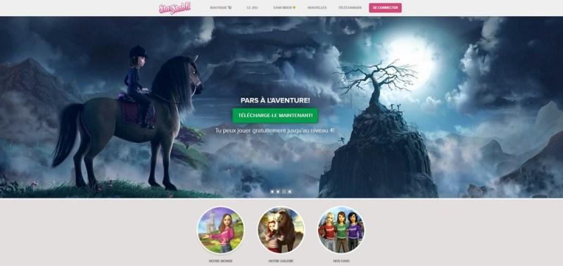 www.pegasebuzz.com | Jeu en ligne sur les chevaux et l'équitation Star Stable