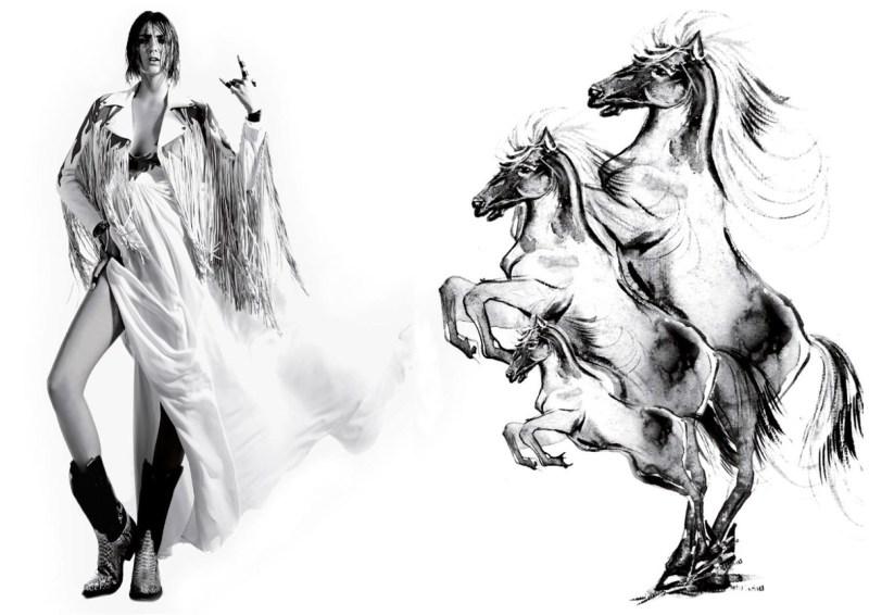 www.pegasebuzz.com | Neus by Jordi Blancafort for Horse Magazine #5