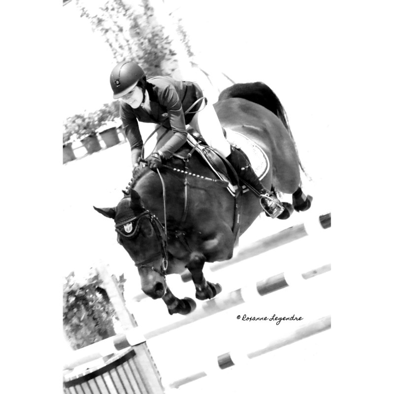www.pegasebuzz.com | Jumping International de Bordeaux, Reed Keessler - Photographe : Roxanne Legendre