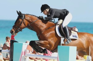 www.pegasebuzz.com | Edwina-Tops Alexander and Lintea Tequila at Global Champions Tour Miami - Photo : Stefano Grasso.