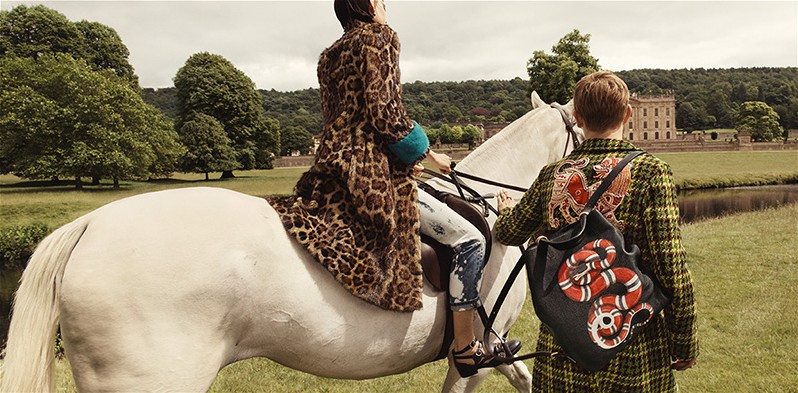 www.pegasebuzz.com | Glen Luchford for Gucci, cruise 2017