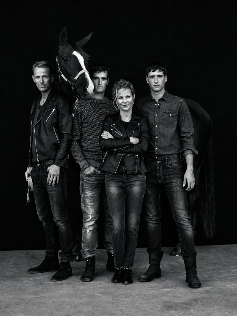 www.pegasebuzz.com | Jimmy Backius for H&M We Love Horses