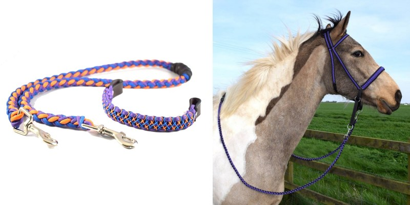 www.pegasebuzz.com   Handwoven Browbands