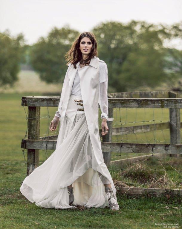 www.pegasebuzz.com | Livia Pillmann by Holly Parker for La Femme Magazine, june 2017
