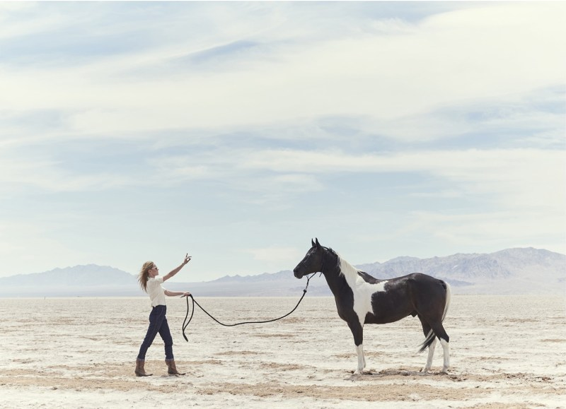 www.pegasebuzz.com   Kate Bosworth and Michael Polish by Alistair Taylor Young for Jacques Marie Mage, spring-summer 2017