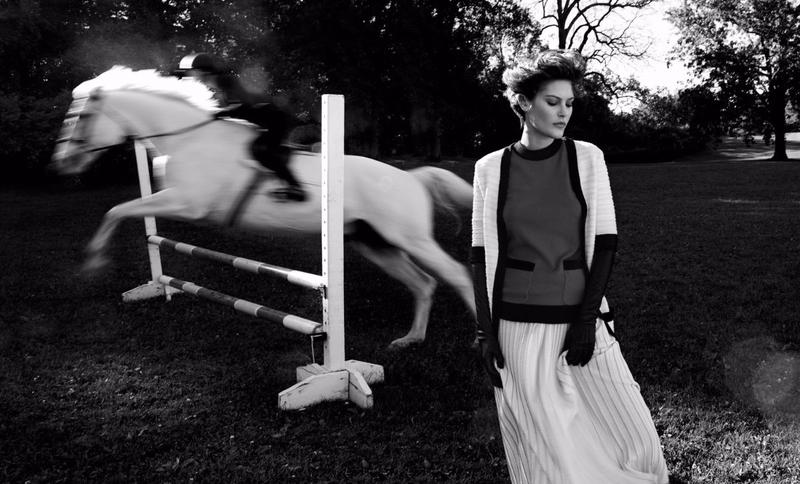 www.pegasebuzz.com | Catherine McNeil by Kristian Schuller for Bal Harbour Magazine fall 2017