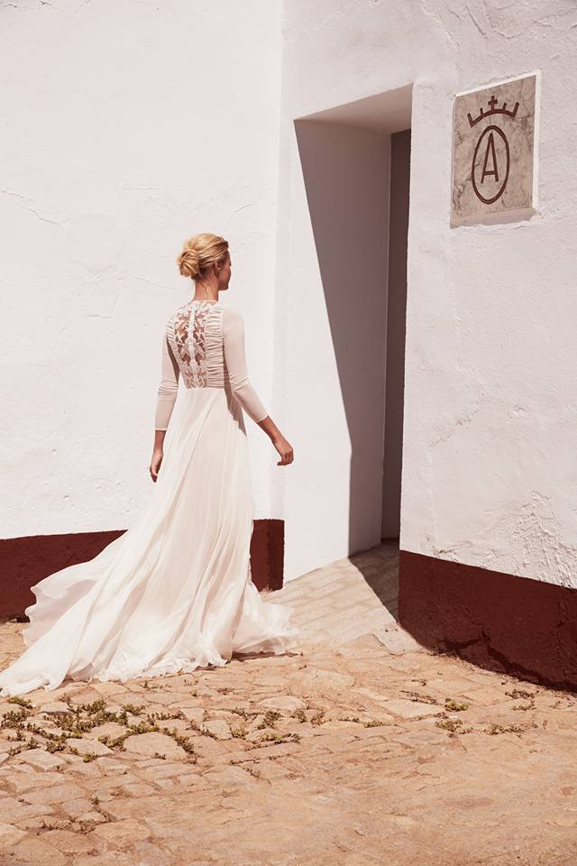 www.pegasebuzz.com | Margaux Tardits Wedding, collection 2018