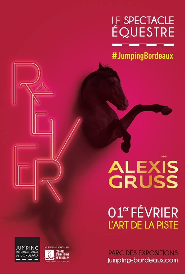 www.pegasebuzz.com | Jumping International de Bordeaux 2018 : affiche.
