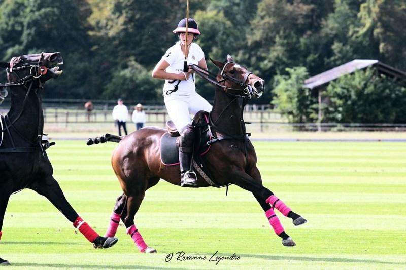 www.pegasebuzz.com | Equestrian photography : Roxanne Legendre - Open de France de Polo 2018 à Chantilly.