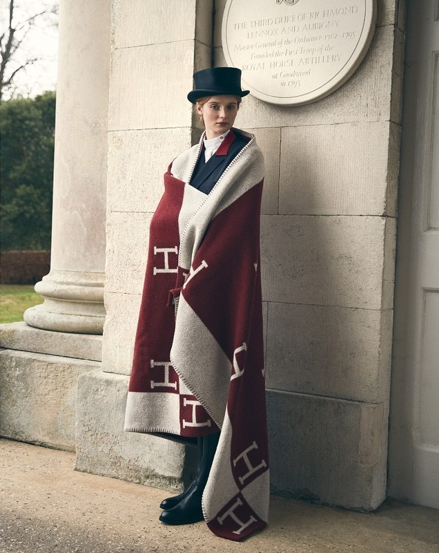 www.pegasebuzz.com | Richard Phibbs for Town & Country : Hermès Style.