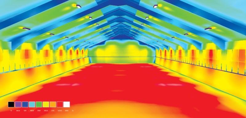 www.pegasebuzz.com   Proximal Lighting : éclairage LED pour écurie, manège, installations équestres.