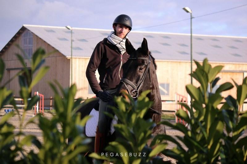 www.pegasebuzz.com | David Deschler - dressage et bien-être du cheval