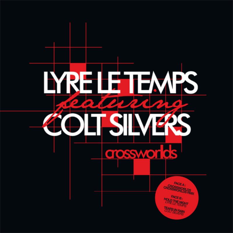"""pochette de Lyre le temps avec Colt Silvers sur """"Crossworld"""""""