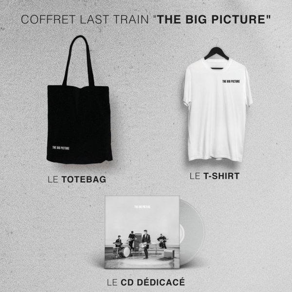 "Coffret Last Train ""The Big Picture"""