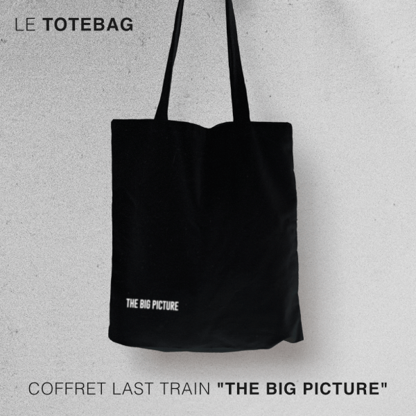 "Totebag - Coffret Last Train ""The Big Picture"""
