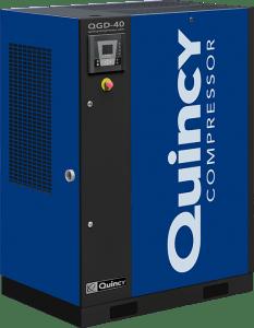 Compresor de tornillo Quincy QGD