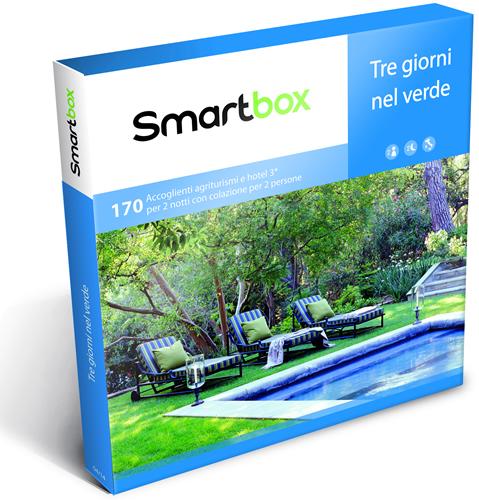 Smartbox Soggiorno Nel Verde
