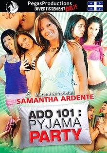 Ado 101 – Pyjama Party