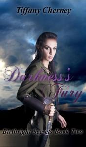 Darkness's Fury by Tiffany Cherney
