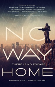 No Way Home, edited by Alex Roddie and Luca Bale