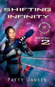 Shifting Infinity by Patty Jansen