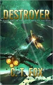 Destroyer by Chris Fox