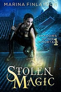 Stolen Magic by Marina Finlayson