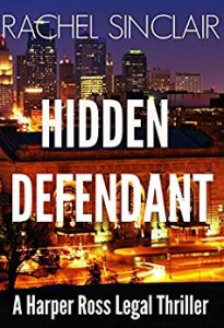 Hidden Defendant by Rachel Sinclair