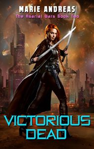 Victorious Dead by Marie Andreas
