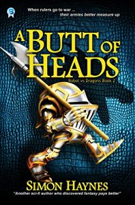 A Butt of Heads by Simon Haynes