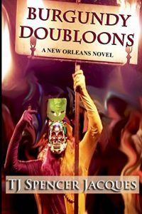 Burgundy Doubloons by T.J. Spencer Jacques