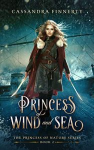Princess of Wind and Sea by Cassandra Finnerty