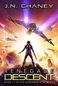 Renegade Descent by J.N. Chaney