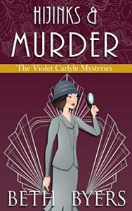 Hijinks and Murder by Beth Byers