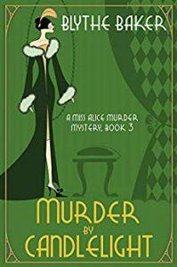 Murder by Candlelight by Blythe Baker