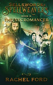 The necromancer by Rachel Ford