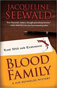 Blood Family by Jacqueline Seewald