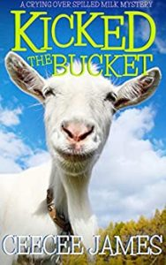 Kicked the Bucket by CeeCee James