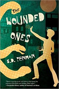 The Wounded Ones by G.D. Penman