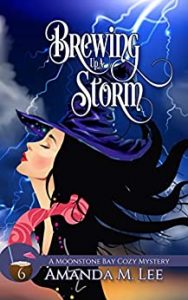 Brewing up a Storm by Amanda M. Lee