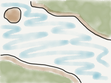 Feel free to use or make your own. I just drew this sketch of a map on my iPad.