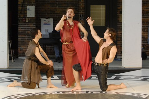 Xanthias-Dinoysos-Herakles