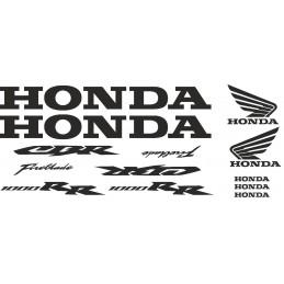 Pegatina Honda crb 1000 RR año 2005 envios gratuitos