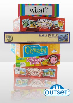 Give your game night a boost – Win a $250 prize pack! #holidayshowcase