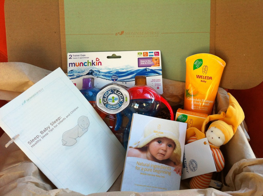 MommiesFirst 6mth Box