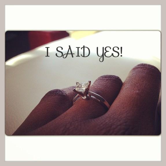 engagement ring PegCityLovely