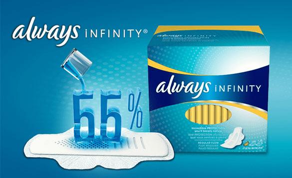 Always Infinity 55%