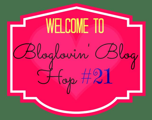 BlogLovin Blog Hop for June
