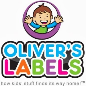 Get Camp Ready with Oliver's Labels Review & Giveaway